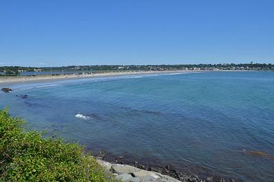 Easten Beach.