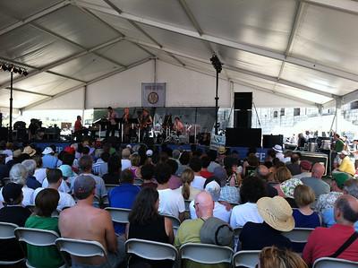 Harbor Stage.   Dafnis Prieto Sextet.