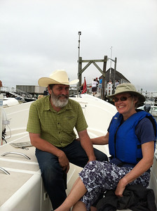 What a great afternoon on the water!  A refreshing end to first Newport visit.