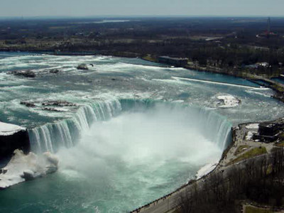 Niagara Falls - April 2005