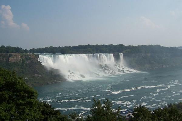 Niagara Falls summer 04