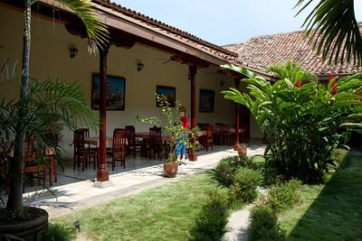 Hotel El Almirante, Granada, Nicaragua