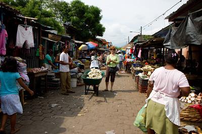 Mercado, Granada, Nicaragua.