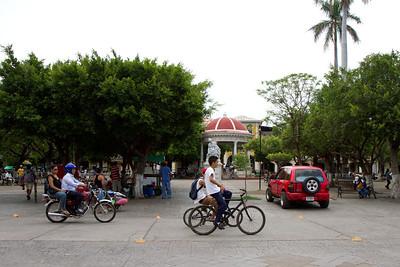 Plaza Colon, Granada, Nicaragua