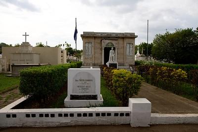 Cemetery, Granada, Nicaragua