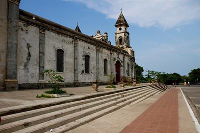 Iglesia, Granada, Nicaragua