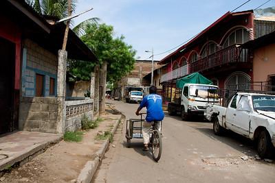 Behind the mercado, Granada, Nicaragua