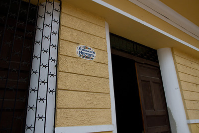 Casa, Granada, Nicaragua