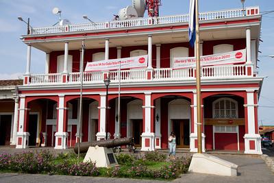 Claro Building, Granada, Nicaragua