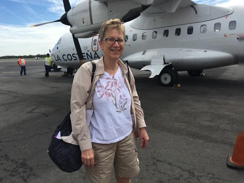 Managua Airport