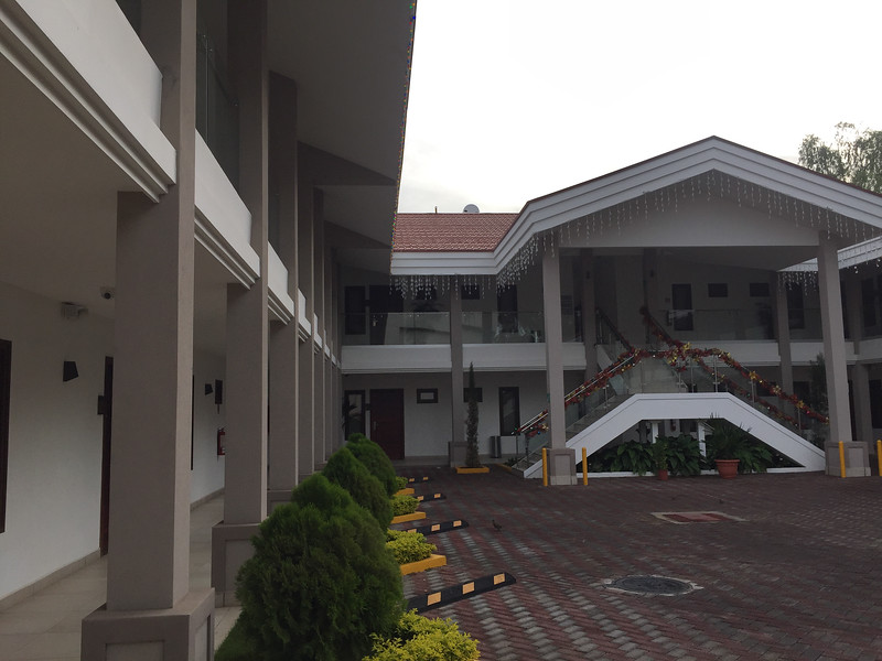 Managua- Hotel Agualcas
