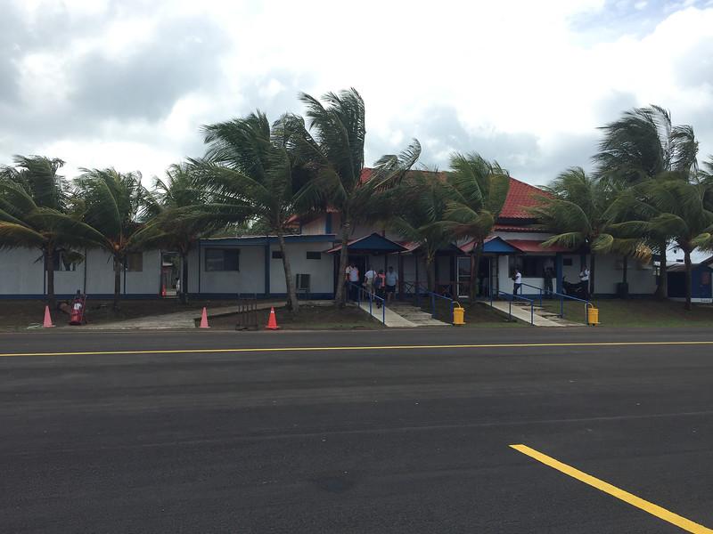 Big Corn Island Airport