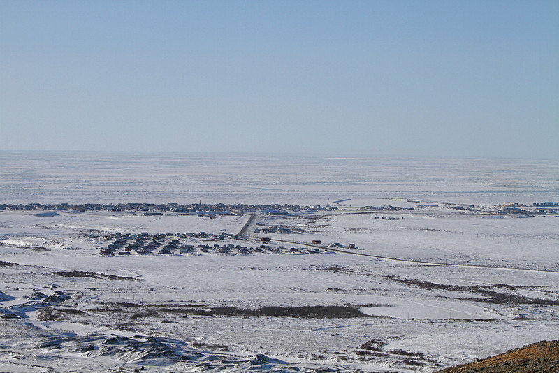 Nome from above