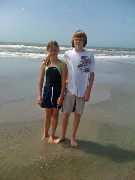 Beach babies.  Well to me, they'll always be my babies.