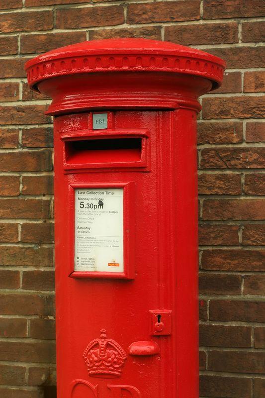 British Post