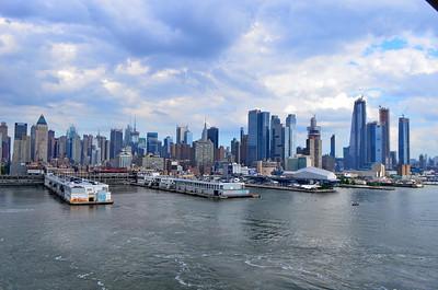 Bon Voyage NYC