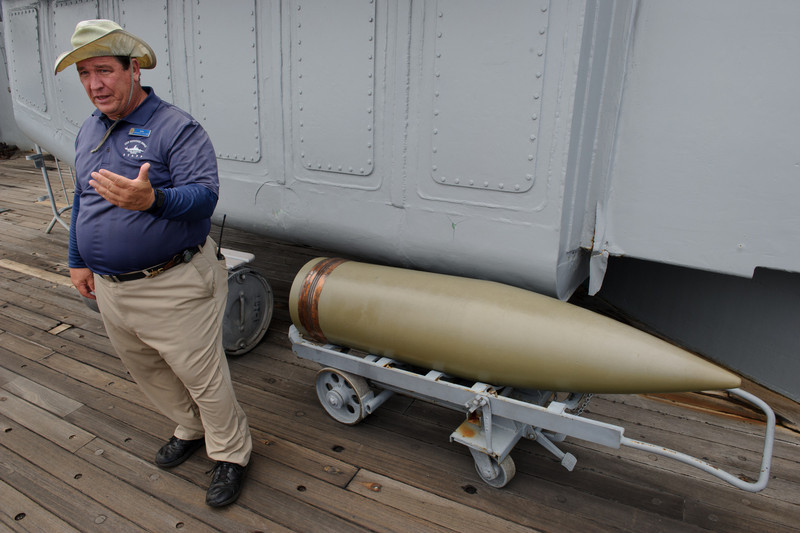 This is the projectile that is shot out of the cannons