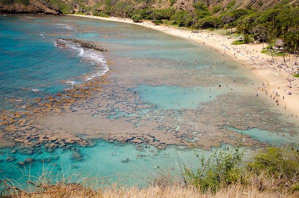 O'ahu, Hawai'i 2012