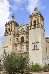 Iglesia Santo Domingo, Oaxaca