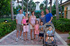 2010 Ocean Pointe participants:   Left to right... Rick, oldest daughter Allison holding Elise (22 months), Ms. Paula, Caitlin (6 & belongs to Allison & Rick), youngest daughter Erin, with Braden (4) in front of her, and Lee with Jackson (22 months) in stroller.