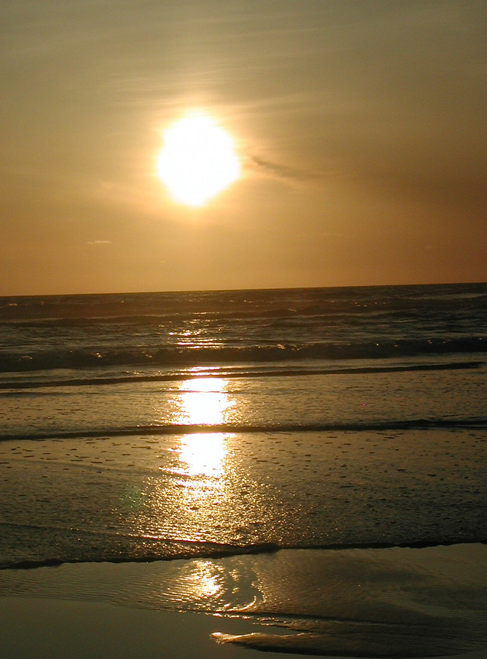 Ocean Shores Sunset 5