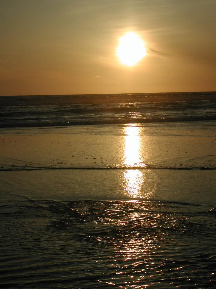 Ocean Shores Sunset 6