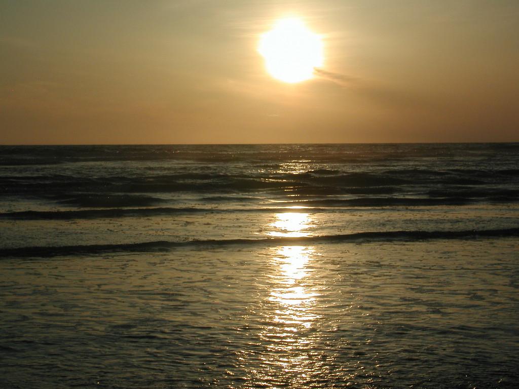 Ocean Shores Sunset 2