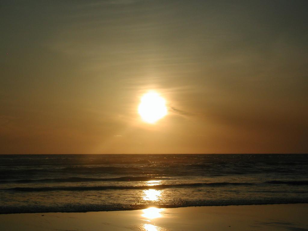 Ocean Shores Sunset 4