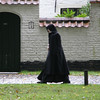 The Begijnhof is now occupied by an order of Carmelite nuns.