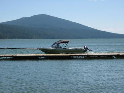 Odell Lake Aug 2007