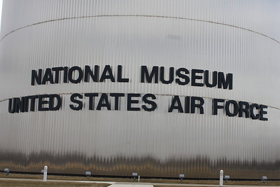 March 21, 2013 - (Wright-Patterson Air Force Base [National Museum of the United States Air Force] / Dayton, Montgomery County, Ohio) -- Signage