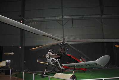 March 21, 2013 - (Wright-Patterson Air Force Base [National Museum of the United States Air Force] / Dayton, Montgomery County, Ohio) -- Kellett K-2/K-3 Autogiro (1931)
