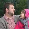 Joel and Naomi at U-Bahn station