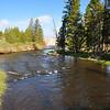 Firehole River at Old Faithful Inn