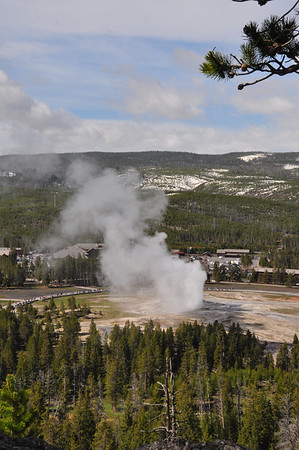 Old Faithful to Mammoth