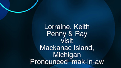 Mackanac Island, Michigan