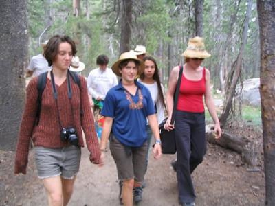 Maggie, Katie, Moira