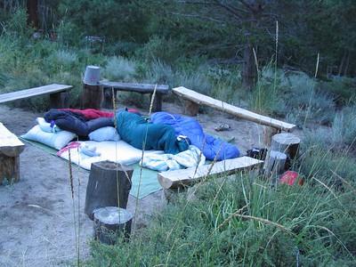 Outside sleepers