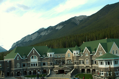 Fairmont, Banff Springs, Conference Center