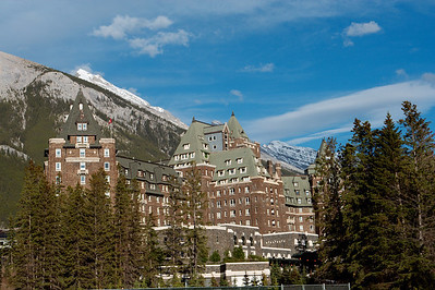 Fairmont, Banff Springs