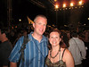 Tyler & Sally at the Counting Crows Concert on the Beach