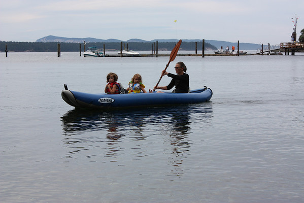 Orcas Island, Washington, August 2009