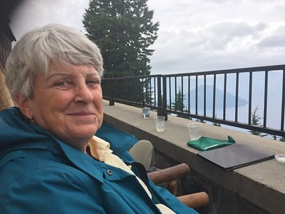 MaryAnne @ Crater Lake National Park Lodge