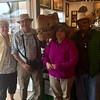"MaryAnne, David, Judy, & Joe @ ""Prehistoric"" [Store]"
