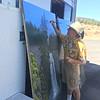 Artist @ Haystack Reservoir