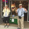 "MaryAnne & David @ ""Prehistoric"" [Store]"
