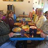 Joe, Judy, MaryAnne, & David @ Puerto Vallarta Mexican Restaurant in Lincoln City, Oregon
