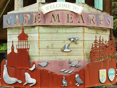 Cape Meares Welcome Center