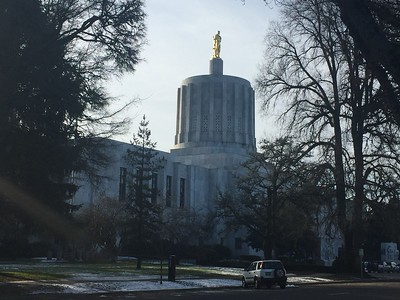 Oregon State Capitol @ Salem
