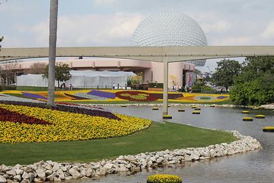 FL, February 2011: EPCOT Center